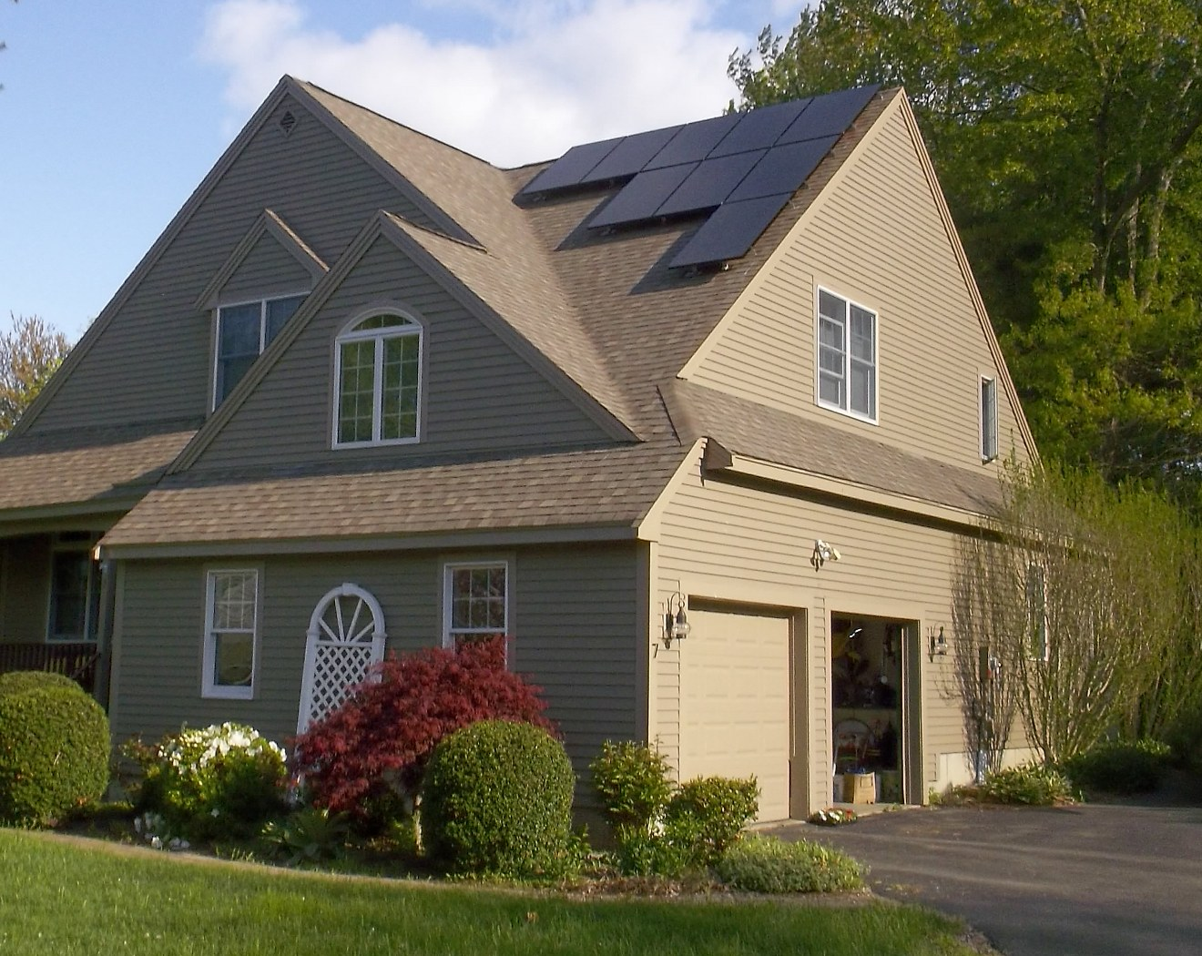 Good Bad And Ugly Solar Installations The Energy Miser Wiring House To Detached Garage Along With Electrical Diagram Acton S C 1320x1050
