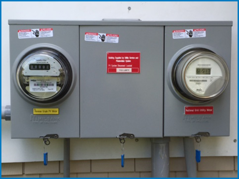Types Of Electric Meters : Different types of utility meter for solar the energy miser