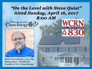 Solar Interview on WCRN-AM
