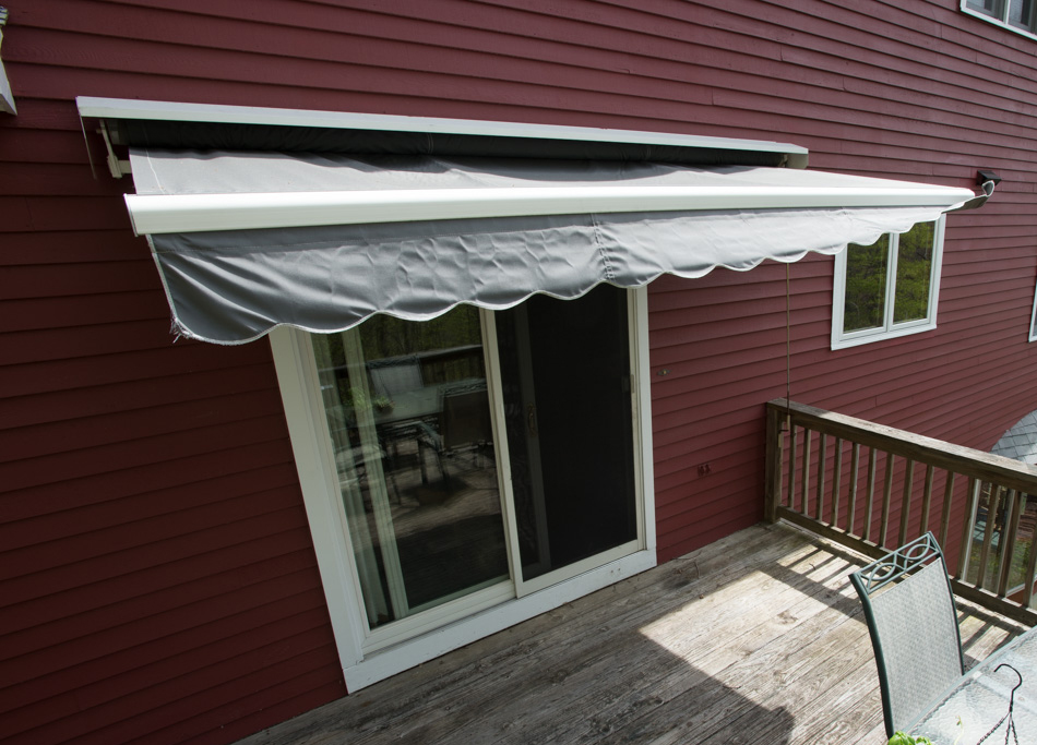 Install Awning Be Cool Install An Awning The Energy Miser