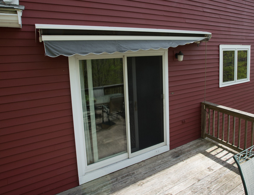 Be Cool Install An Awning The Energy Miser