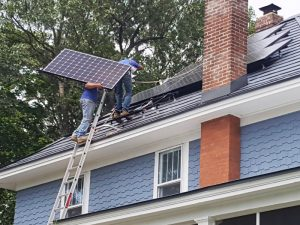 New england clean energy and classic metal roofs