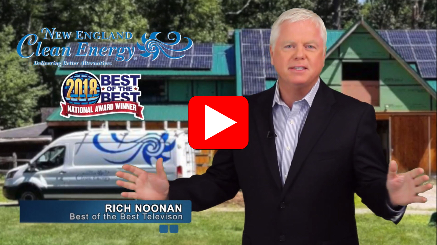 New England Clean Energy named Best of the Best