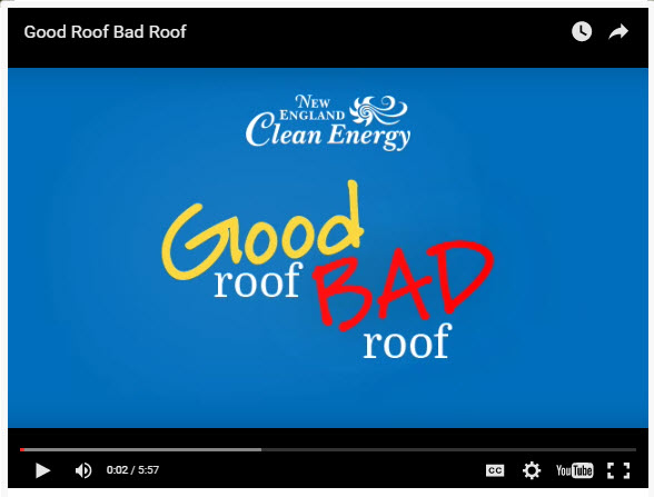 Good Roof Bad Roof