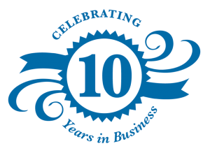 ne clean energy 10th anniversary logo