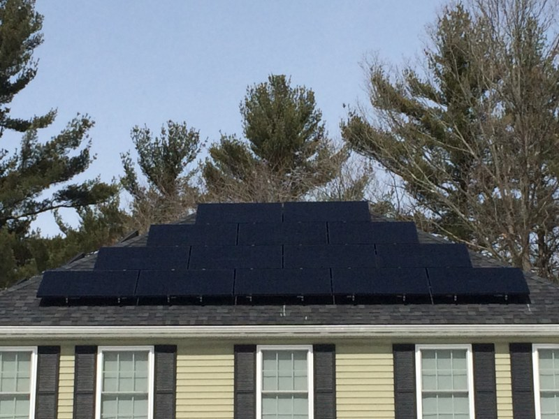 sturbridge solar installation