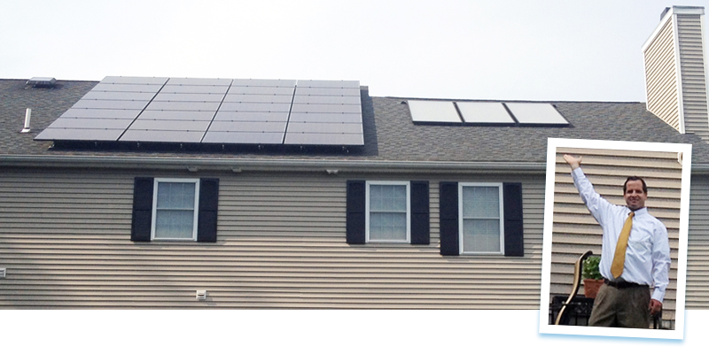 solar hot water. Case Study: Early Adopter Hits Pay Dirt
