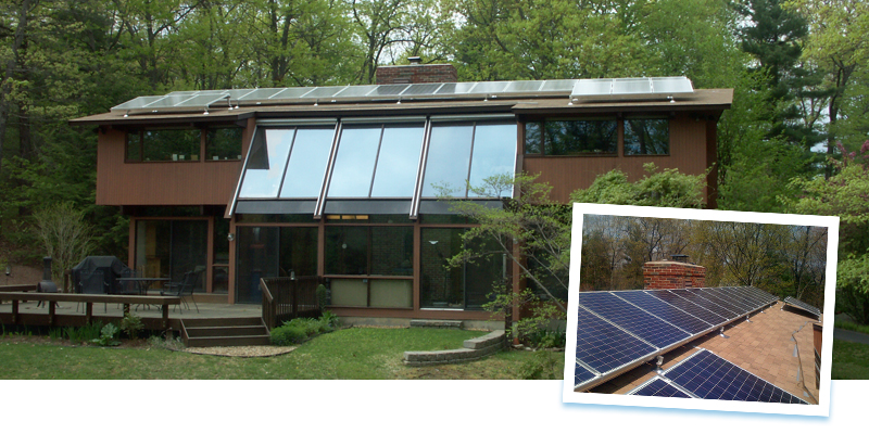 solar in northborough . Case Study: Family Commitment