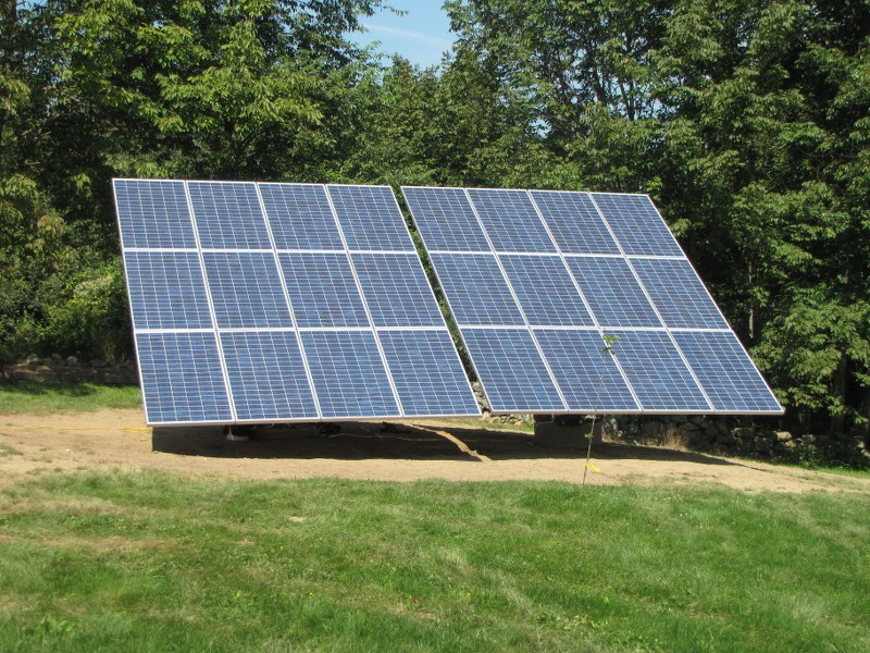 Green On The Ground New England Clean Energy