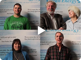 Customers love New England Clean Energy