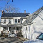 house in bolton with solar