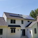 two roof solar in uxbridge mass