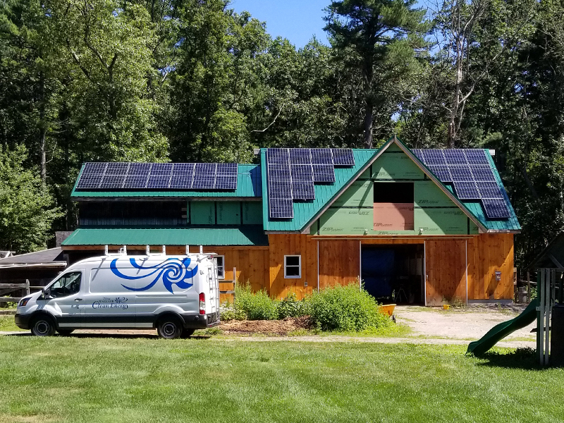 clean energy solar in carlisle mass