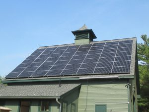 solar at drumlin farm by new england clean energy